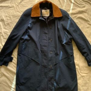 Preowned London Fog Trench Coat